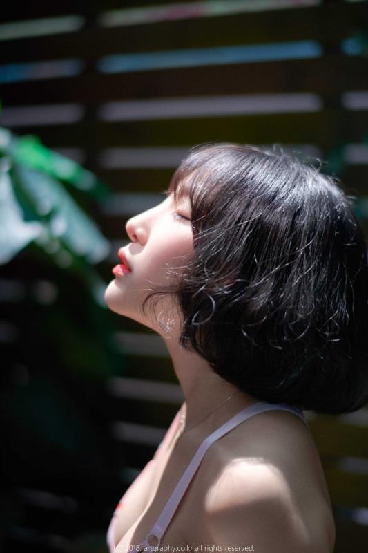 ⭐韩国写真⭐姜仁卿-清纯美女@NO.010 ARTGRAVIA_VOL46【54P/480MB】插图2
