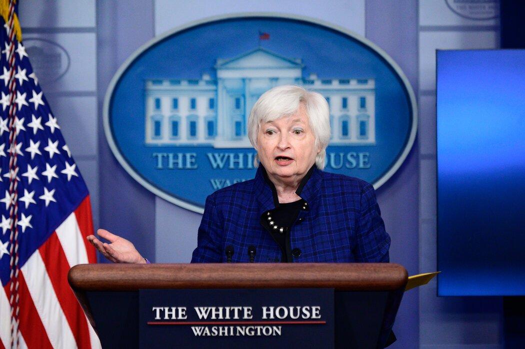 美国财政部长珍妮特·耶伦对特朗普政府对3600亿美元的中国进口商品征收的关税表示了怀疑。