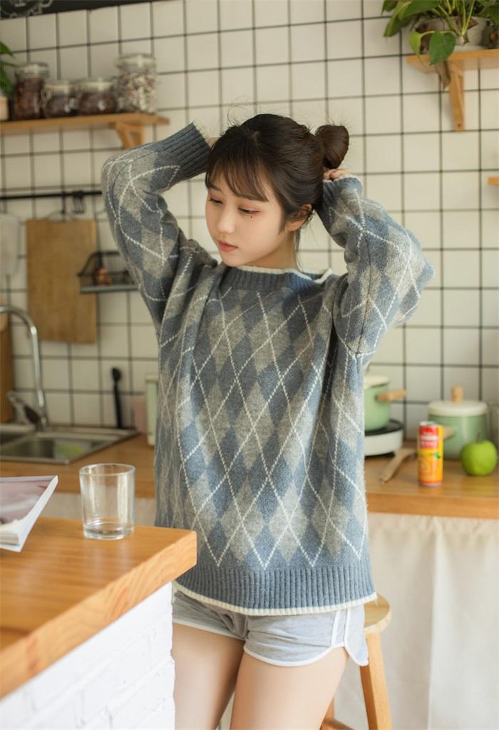 ⭐微博红人⭐镜酱-coser不知梦日常[86P/210MB]插图(1)