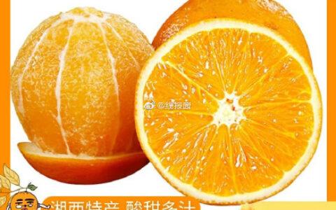 韵莱农业生鲜旗舰店,芭芭农场当季保靖现摘黄金橙3斤