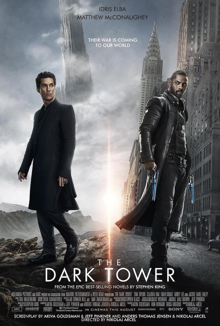 《黑暗塔》电影:一部改编恐怖大师史蒂芬金原著而成的奇幻、科幻动作电影