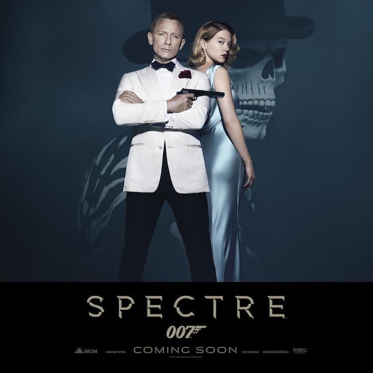 《007幽灵党》电影影评:好导演也有失手的时候啊