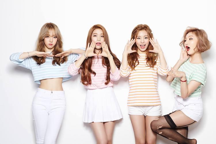 韩国女团mamamoo成员资料介绍及歌曲、专辑介绍