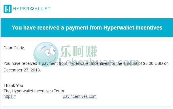 Hyperwallet Incentives Virtual Prepaid Card怎么处理