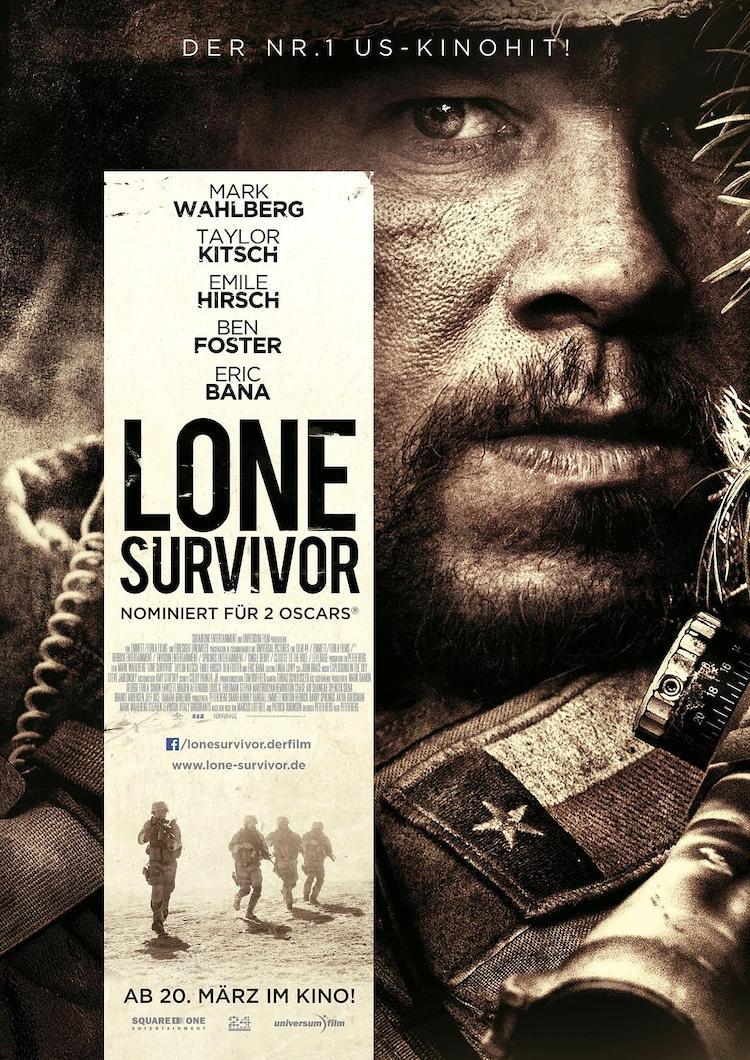 《孤独的幸存者/孤独的生还者》电影影评:期待过高恐怕会有点失望