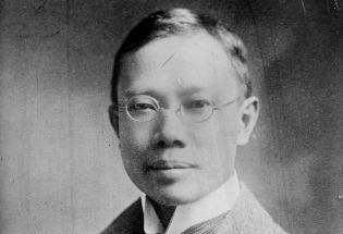 一百多年前,他用口罩帮助中国控制住一场瘟疫