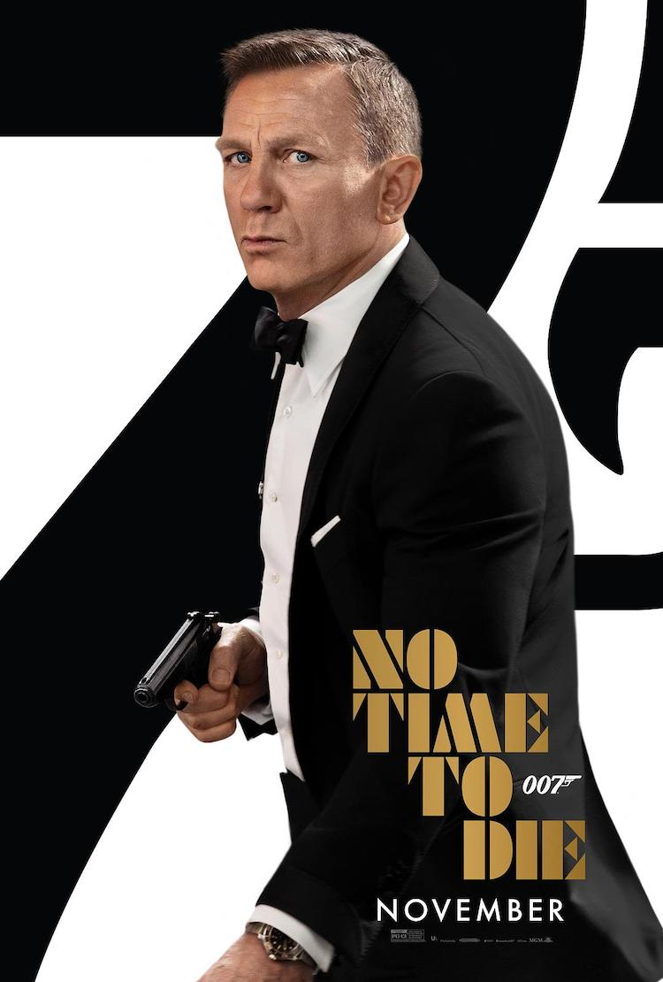 《007无暇赴死》再次延期至2021年10月