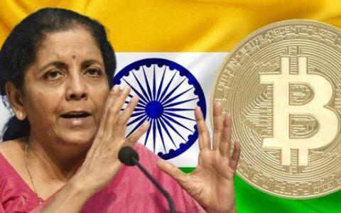 印度禁令威力大!比特币跌破58000美元 回落超3000美元