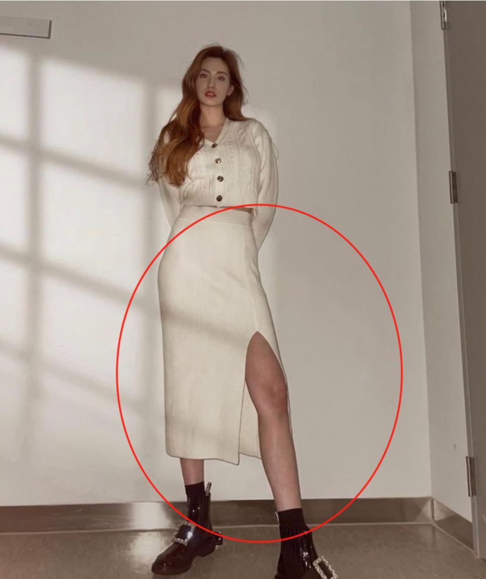林珍娜为什么是全球最美面孔?身材婀娜多姿逆天长腿太吸粉