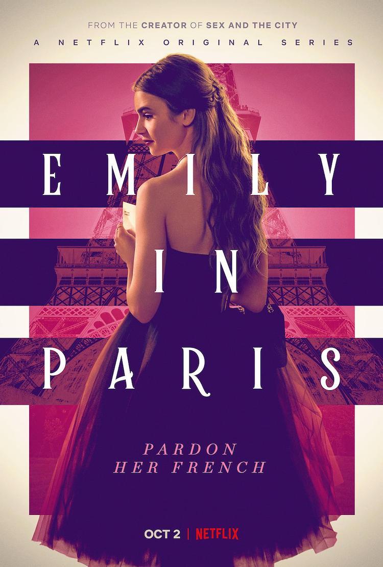 《艾米丽在巴黎》电视剧:一部评价相当两极的作品