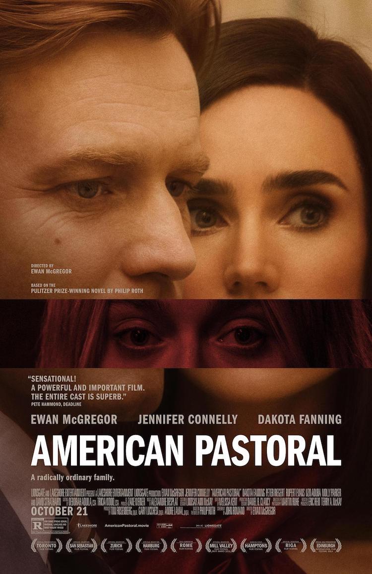 《美国牧歌》(American Pastoral)电影评价:僵化的改编,可惜的影片-爱趣猫