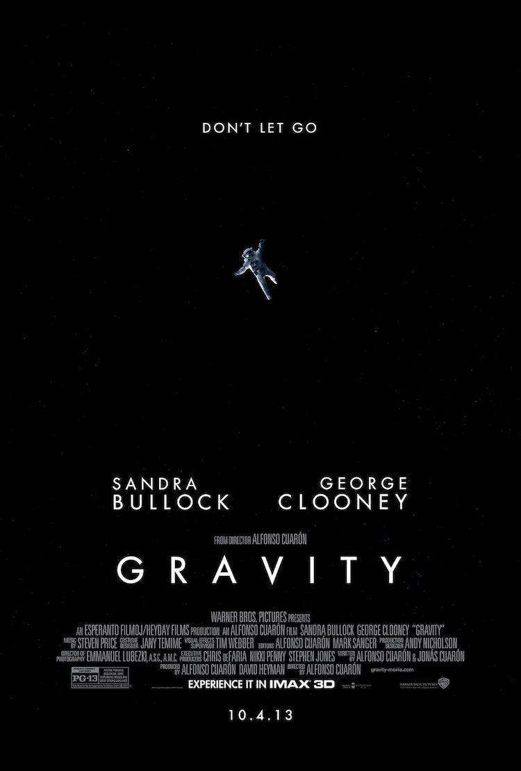 《地心引力》电影影评:一镜到底的特殊手法跟太真实的太空场景使得电影精彩-爱趣猫