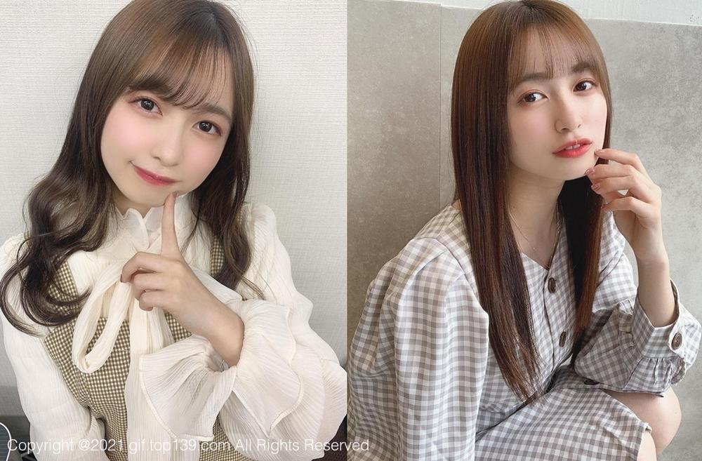 日本美女「早川渚纱」温柔表情如小动物般可爱