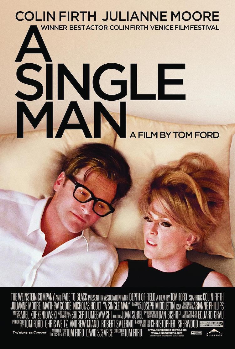 【电影】单身男人(A Single Man):一切都只是走向终点的过程