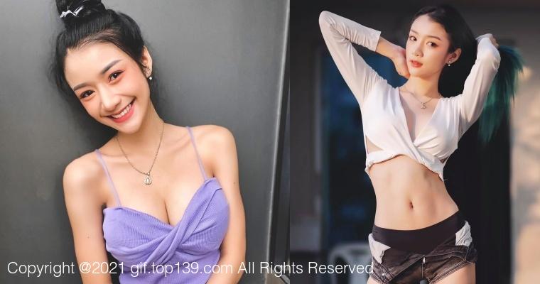 泰国美少女Chutimon微微一笑暴增88万粉丝