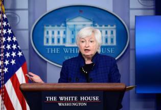 美国财政部长耶伦质疑美中贸易协议