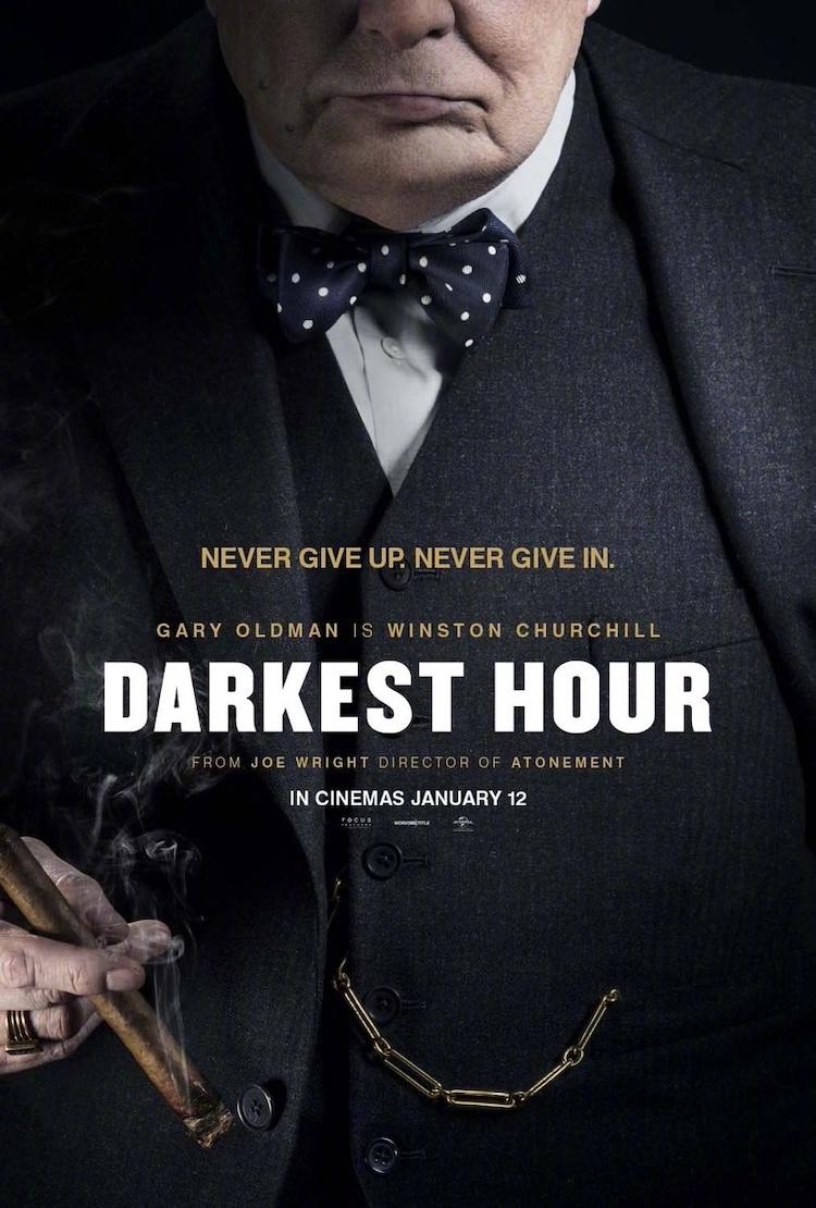 《至暗时刻》(Darkest Hour)电影评价:完善精良的二战历史传记之作-爱趣猫