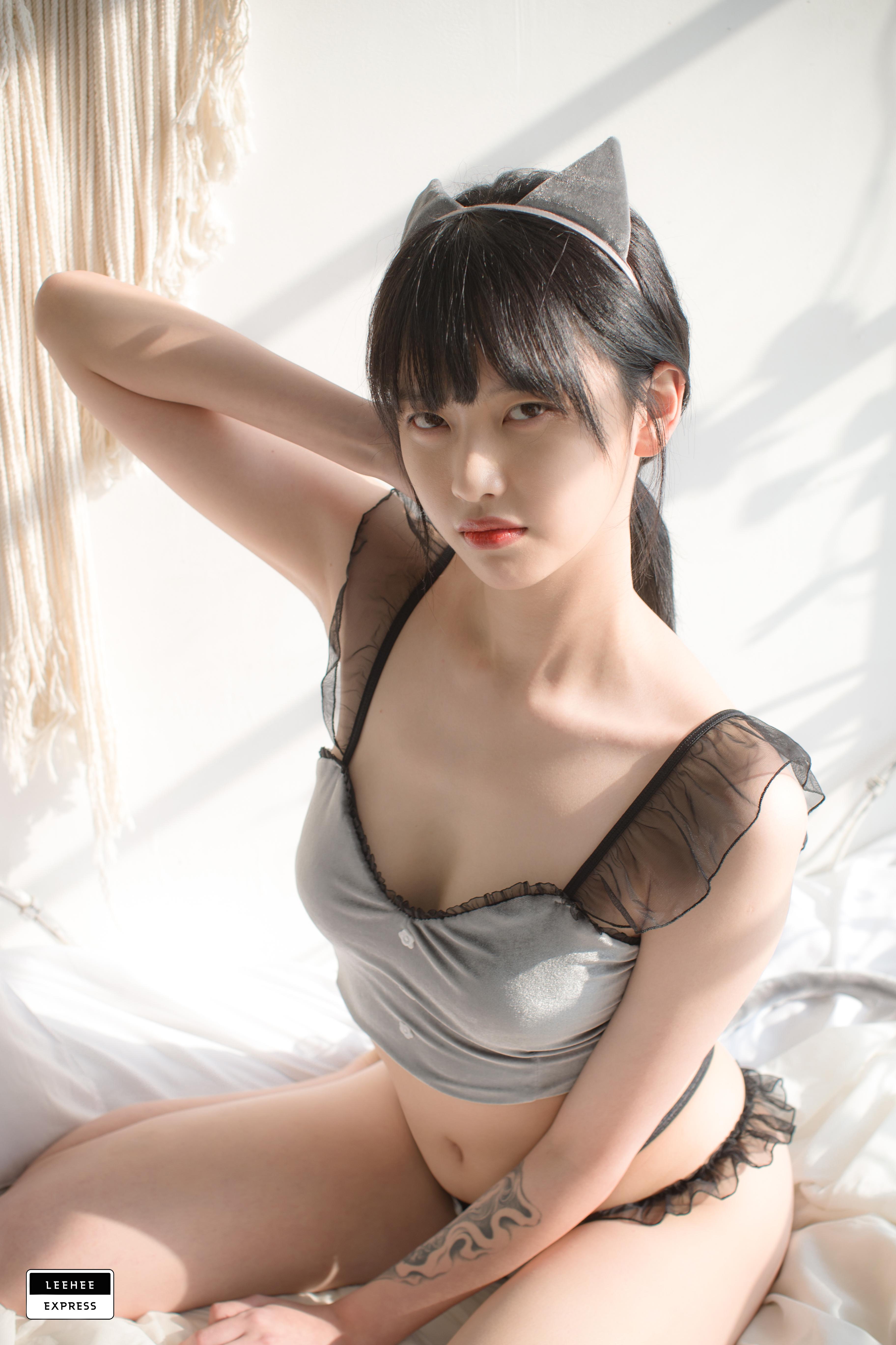 韩国妹子 GMS(고말숙) 性感写真美图图片欣赏-觅爱图