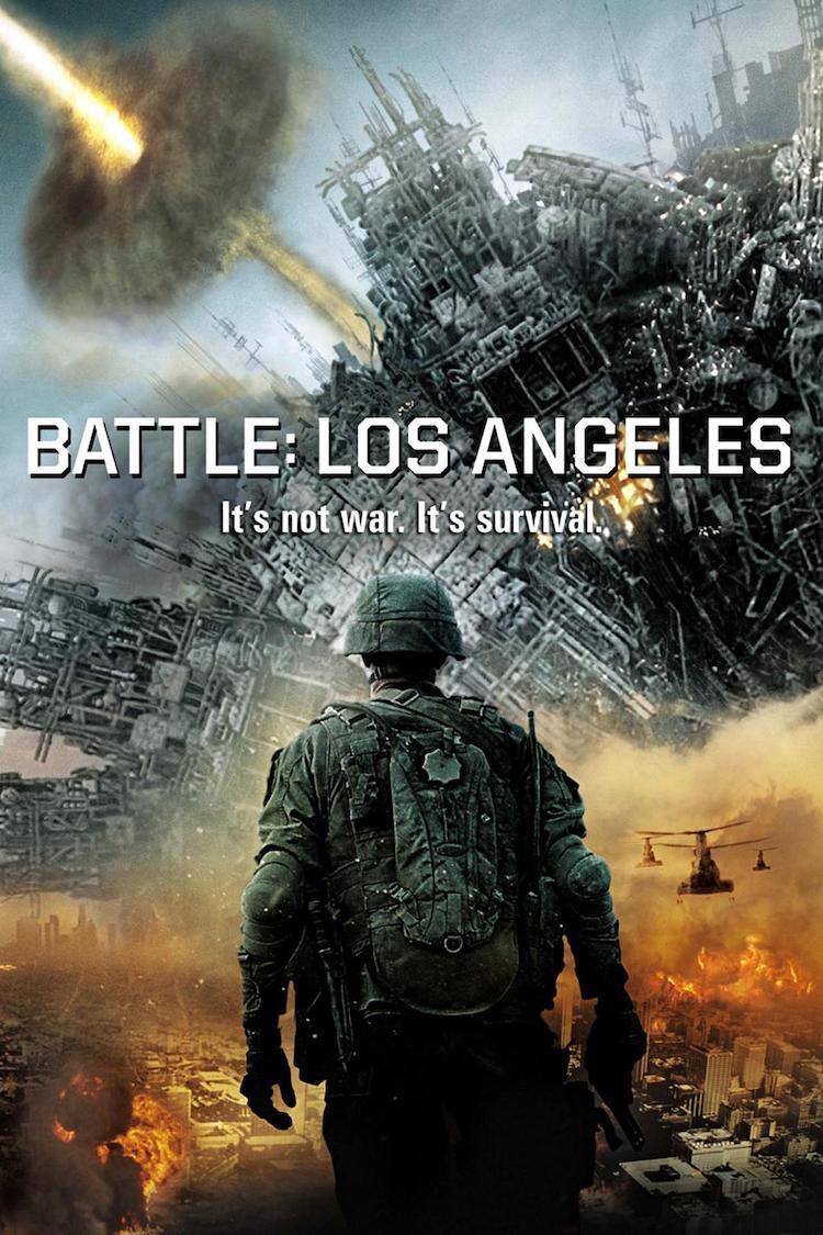 《洛杉矶之战》电影影评:当做主轴是同袍情的战阵片来看会好一些吧