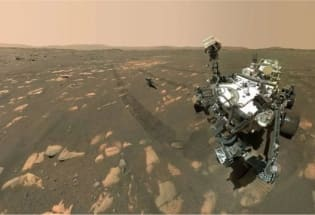 太空探索:人类是否会污染火星