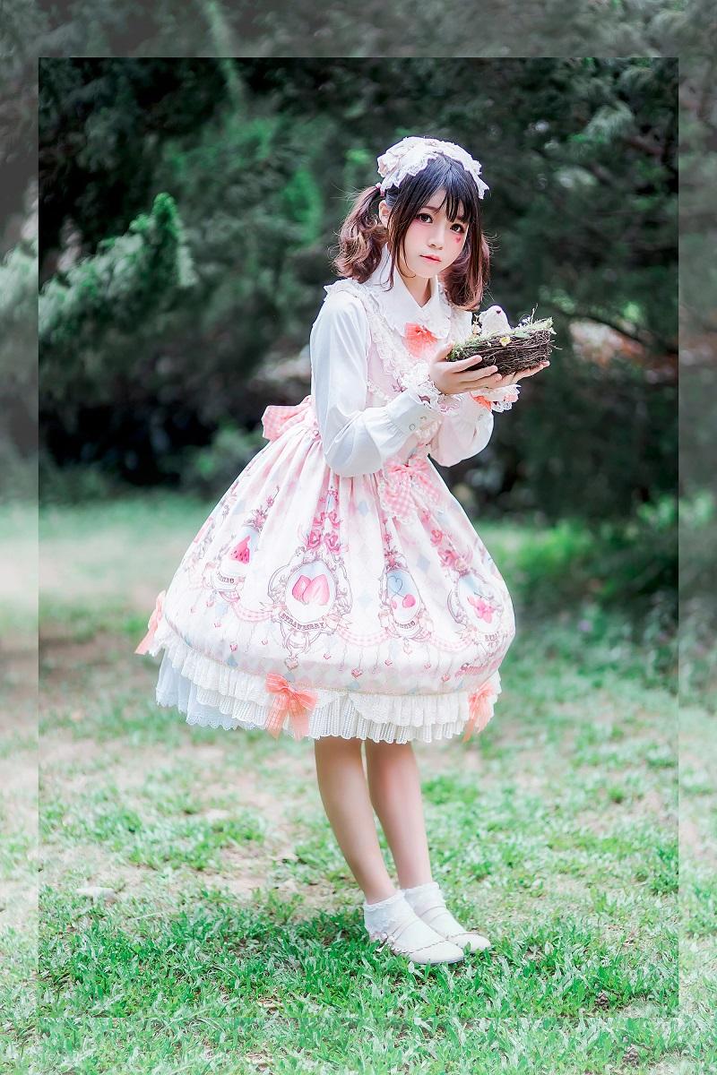 ⭐微博红人⭐桜桃喵@写真cos-Rabbit(桜桃喵)【9P/10MB】插图