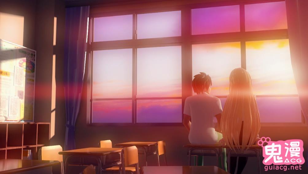 【3D互动/日系SLG/全CV】提亚悠与我的7日师生禁恋!-To Love同人游戏完整汉化版[游戏+电影版+CG全开] 动漫视频 第6张
