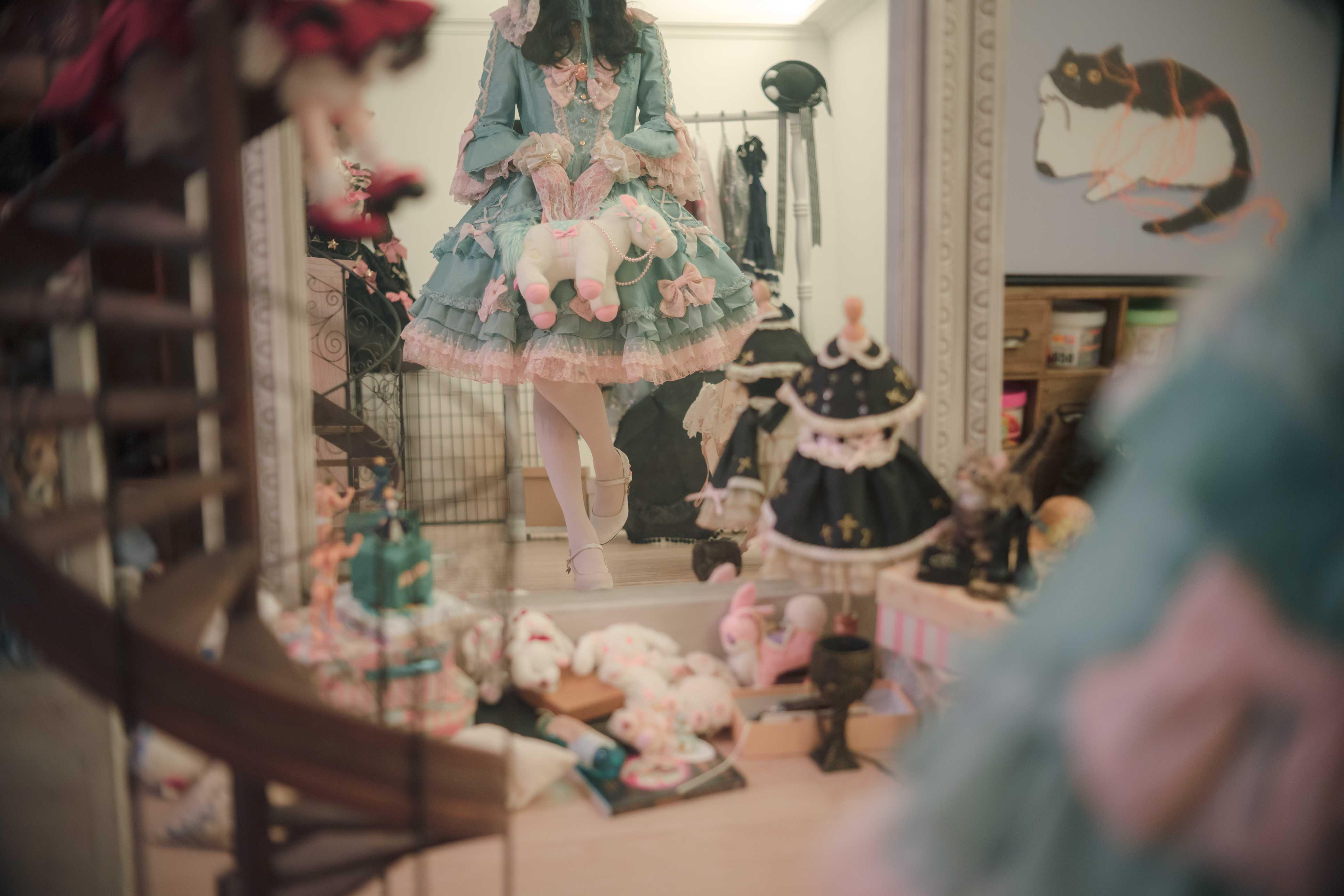 ⭐微博红人⭐木花琳琳是勇者@coser图片-勇者系列07【41P/2V/777MB】插图2