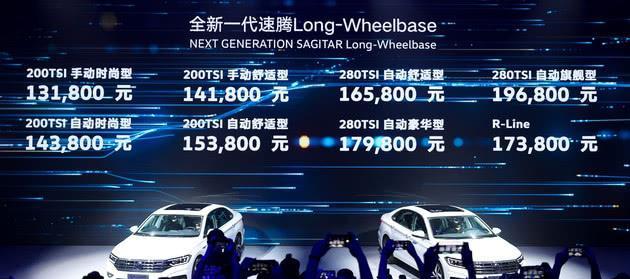 大众速腾L挑战东风标致508L,网友笑了:这是碾压局吗?