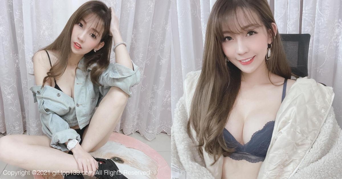 天蝎座火辣美女「媛媛」,示范穿搭展现性感身材