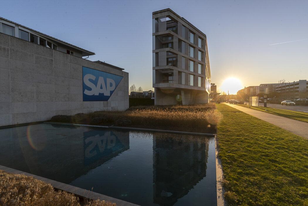 欧洲最大的科技公司是德国的SAP公司,这是一家商业软件供应商,与微软和甲骨文等美国企业竞争。