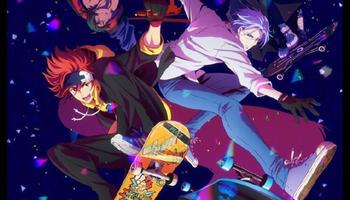 「无限滑板」新作动画特报PV公开