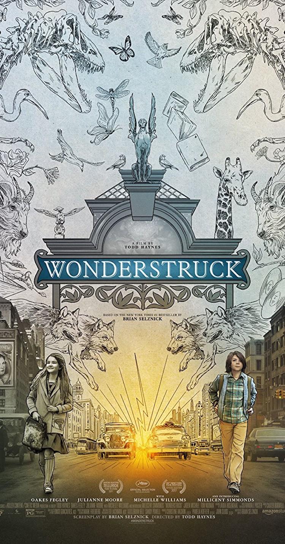 《寂静中的惊奇》(Wonderstruck)电影观后感,很温暖也很感人-爱趣猫