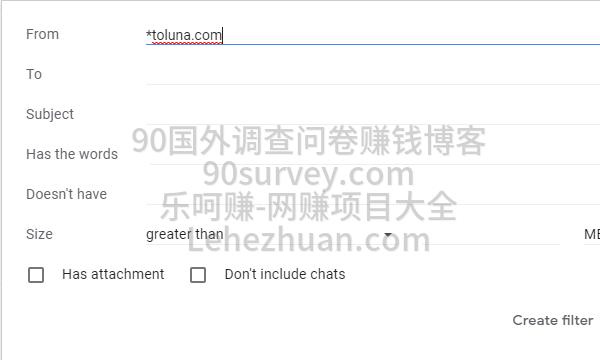 Gmail谷歌邮箱如何添加新建导入导出过滤表