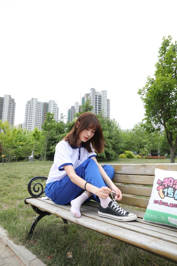 ⭐名站写真⭐物恋传媒-No.151猫耳-母校里的校服情结[232P/1V/4.2G]插图2