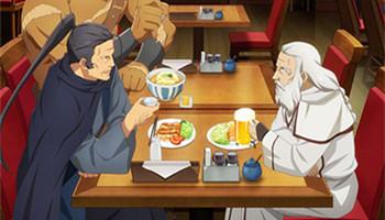 动画「异世界食堂」第2季公开最新视觉图