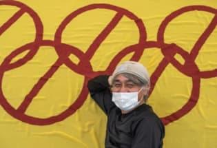 无力狂怒:东京奥运会反对者继续斗争