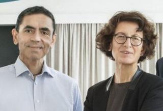 辉瑞疫苗:德国医药公司BioNTech创始人夫妇的人生故事