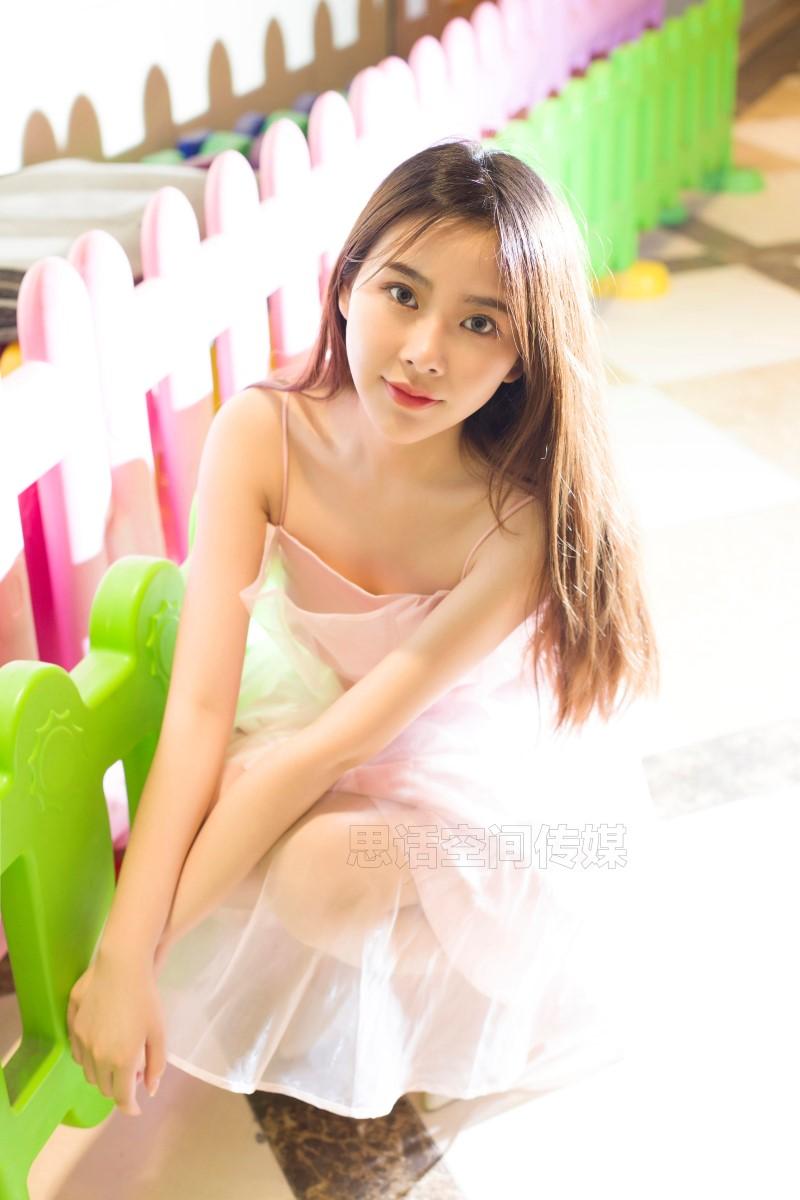 ⭐丝模写真⭐SiHua思话-苏羽SH122可爱女人[40P/59MB]插图(2)