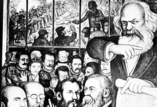 钱跃君: 从马克思时代的全社会抗争,到现代德国的劳工保障