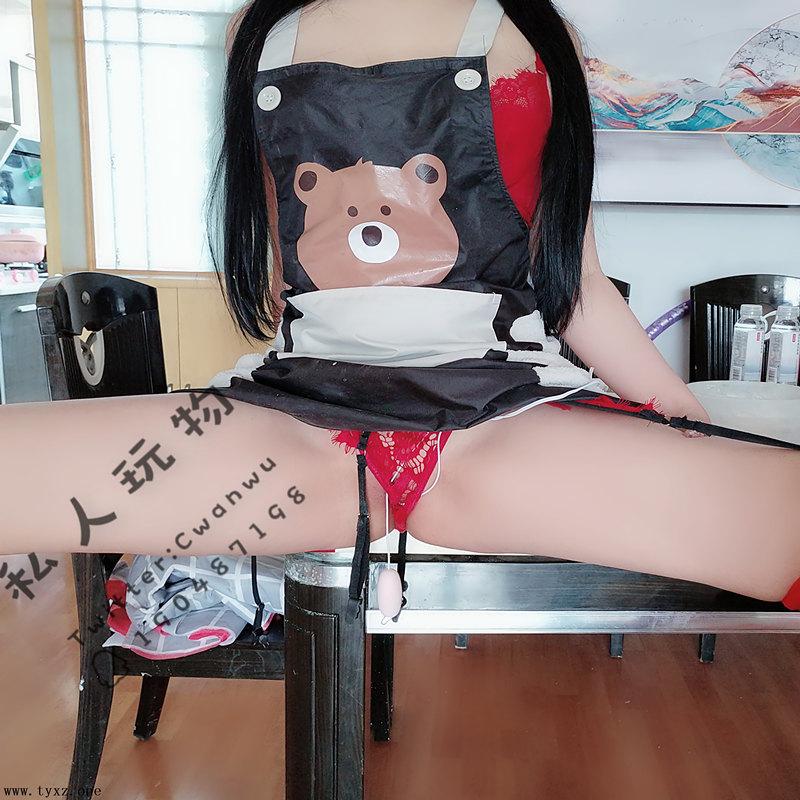 图片[3]-私人玩物-小熊厨娘[44P5V]-醉四季