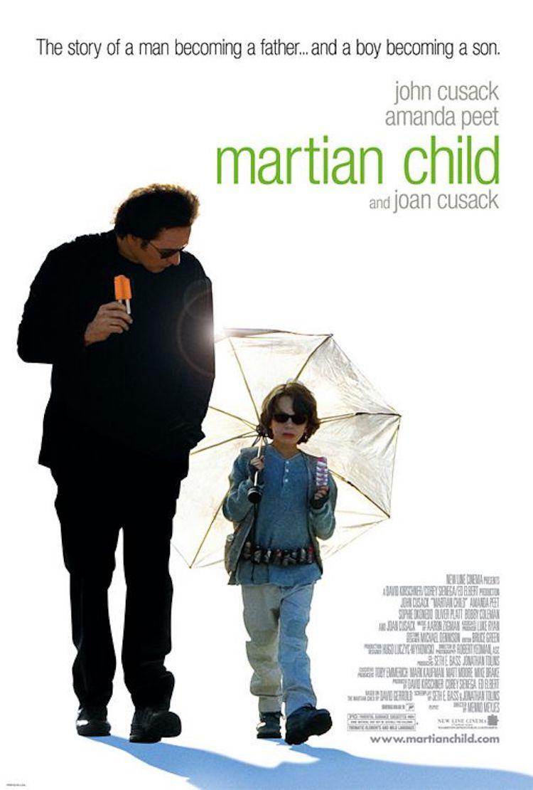 《火星的孩子》电影观后感:只要伸出手,我们就能找到彼此