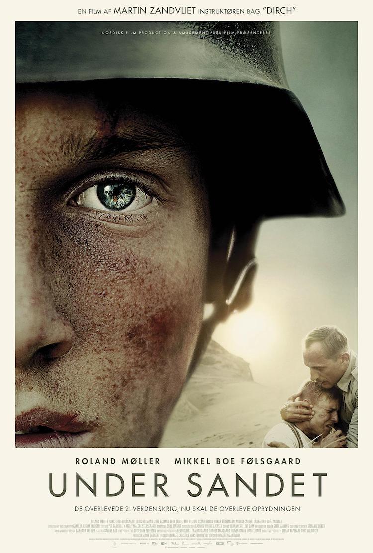 豆瓣高分电影《地雷区》影评,沙场少年的悲歌
