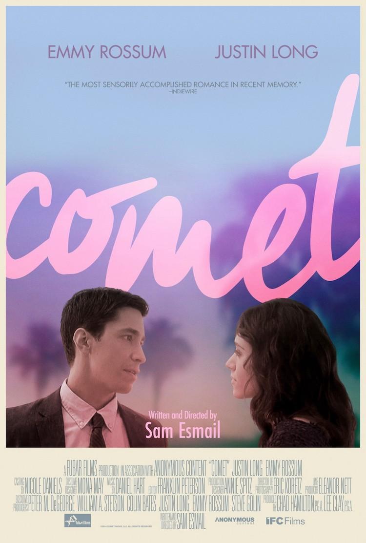 《彗星的轨迹》(Comet)影评,给你看一段爱情中的甜蜜、绝望、悲伤、愤怒