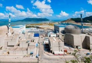 中国台山核电站机组出现燃料破损需停机检修