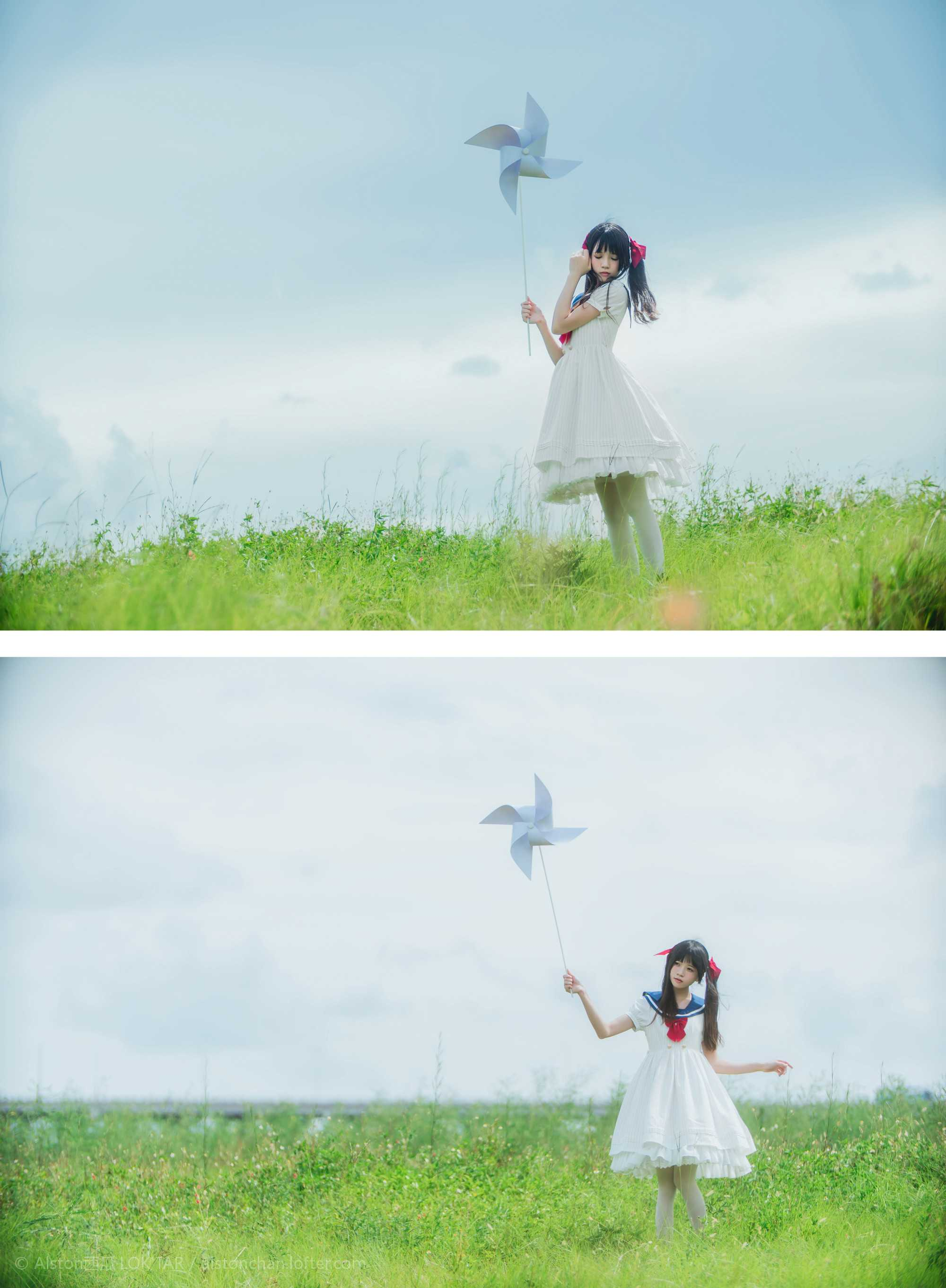 免费⭐微博红人⭐桜桃喵@写真cos-Repo(桜桃喵)【10P】插图5