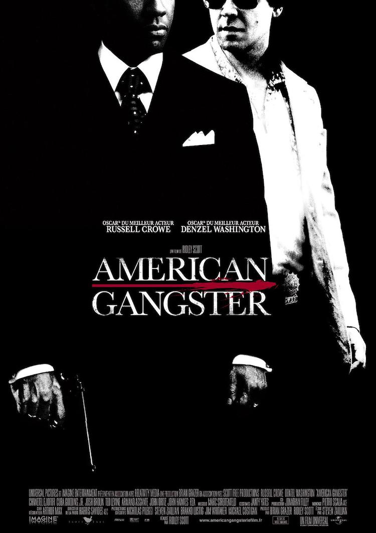 丹泽尔·华盛顿《美国黑帮》电影影评:不是经典,但还不赖
