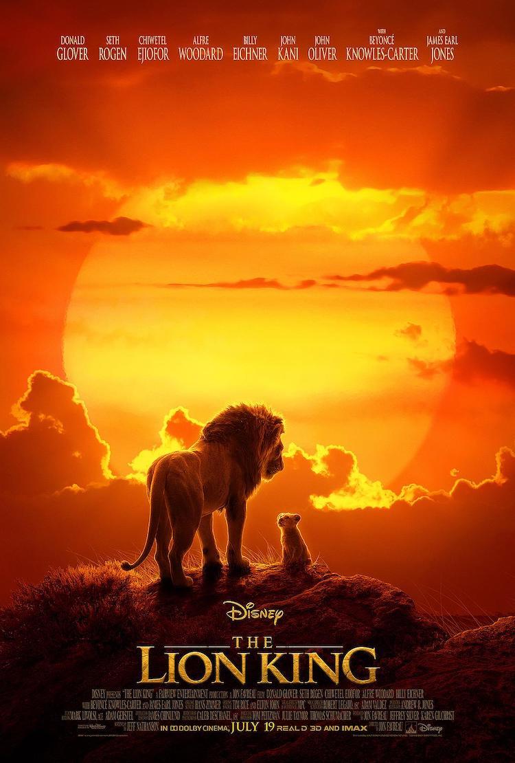 《狮子王》真人版电影评价:满满的遗憾多于苦守的收获