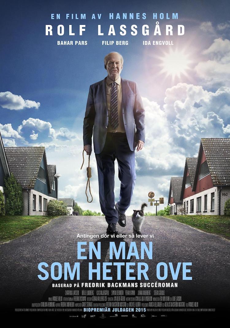 《一个叫欧维的男人决定去死》电影影评:生命中的伴与绊