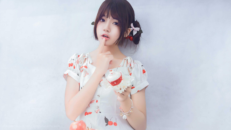 ⭐微博红人⭐桜桃喵人气Coser-Cherry【9P/6MB】插图