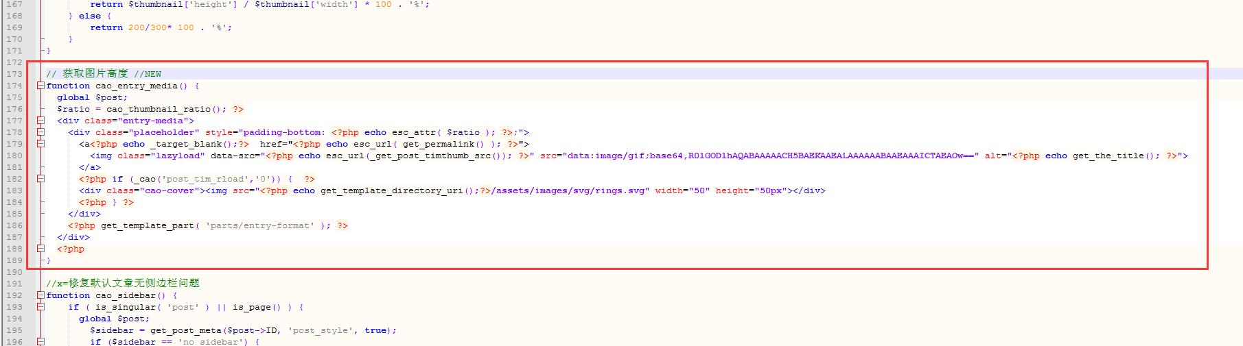 【WordPress教程】RiPro主题6.x开启鼠标划过文章网格加载动效后不能点击,如何解决?教程来了!